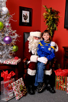 Inside Columbia Magazine's Cookie With Santa